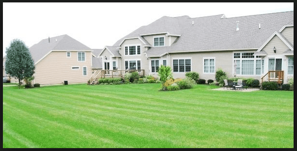 how to mow a lawn professionally