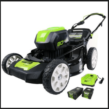 GreenWorks Pro, 21-Inch, 80v, Cordless Lawn Mower review