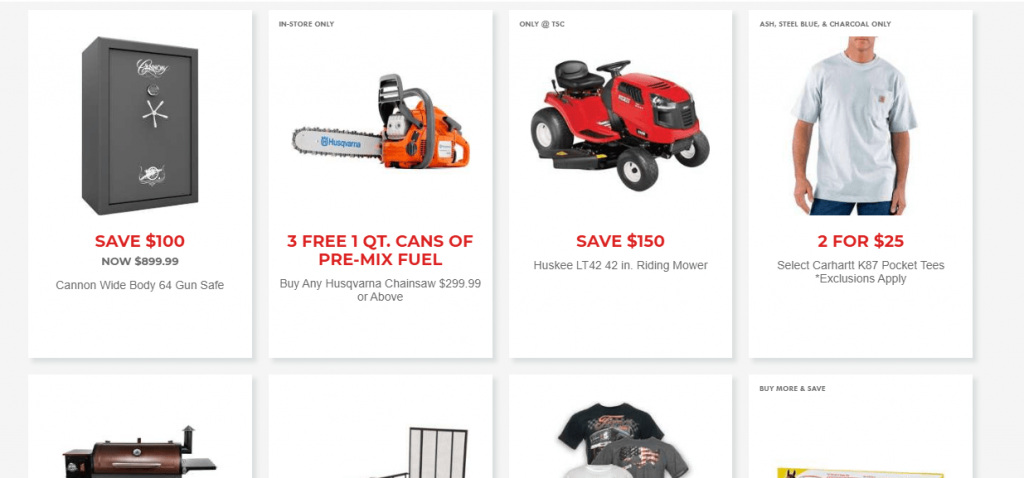 Tractor Supply Coupon Codes 2019 10 Off Tractorsupply