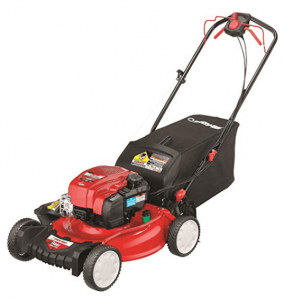 Troy-Bilt 21-inch 3-in-1 Drive Self-Propelled Lawn Mower